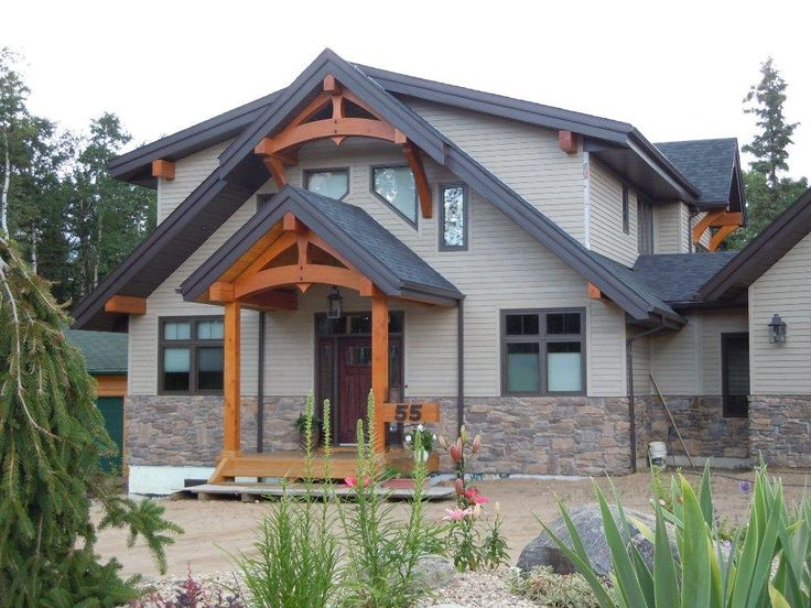 We also want to know what colour you would suggest for the for Siding and stucco combinations