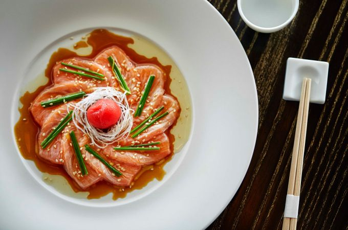 The numbers behind the world's newest and largest Nobu | New York Post