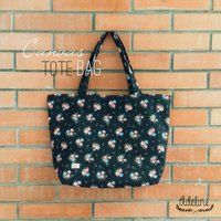 canvas #TOTEBAG