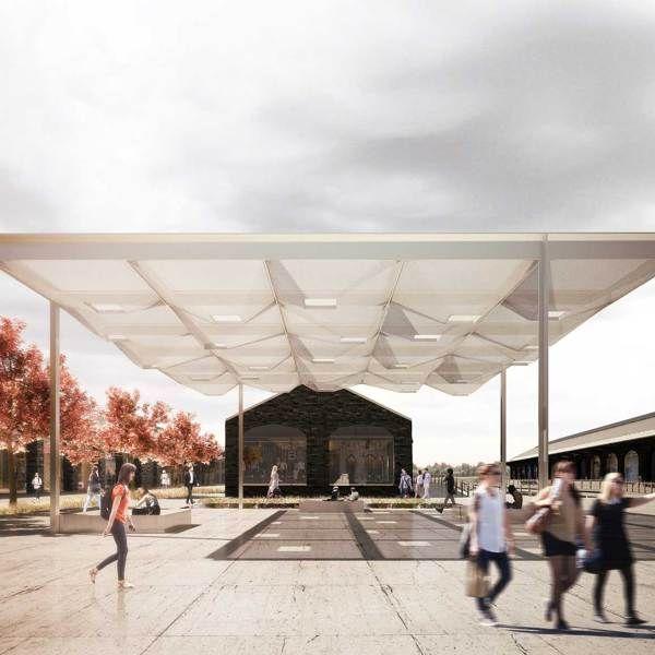Duggan Morris - Canopy on Behance