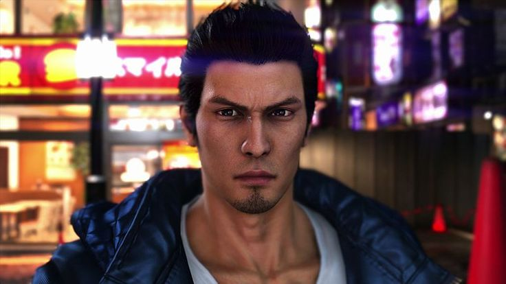 Kazuma Kiryu (桐生 一馬) - A Simple Man and Handsome!