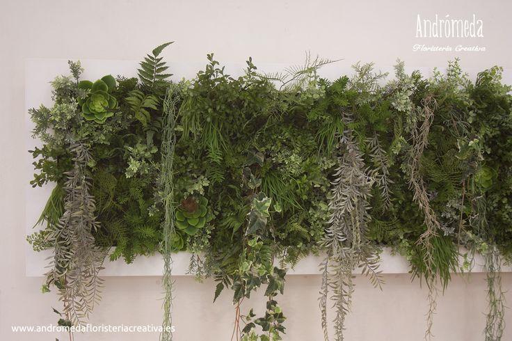 M s de 17 ideas fant sticas sobre jardin vertical for Jardines verticales artificiales madrid