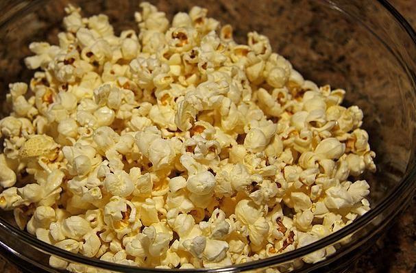 Fennel Pollen Popcorn