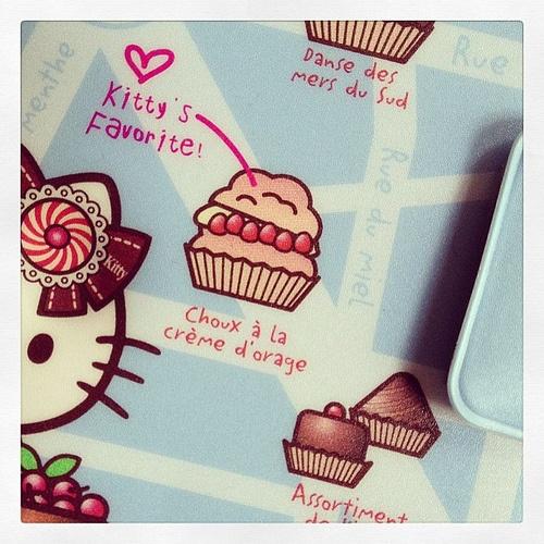 Hello kitty Chocolat collection Sanrio 2003 - Photo album & notebook