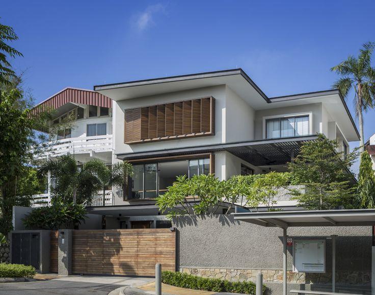 Mount sinai house wallflower architecture design award winning singapore architects
