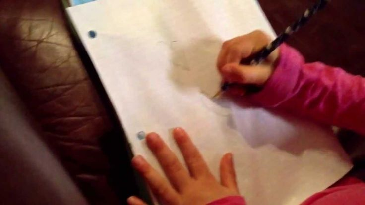 "6 year old's video on ""How To Make a Poster""     Leia's making posters!!...perfect example of content creation at it's finest"