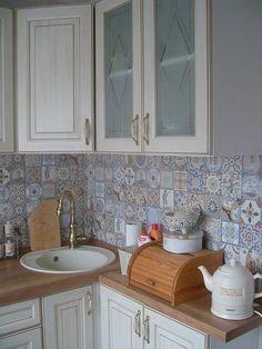 Кухня: прованс на 6 квадратных метрах