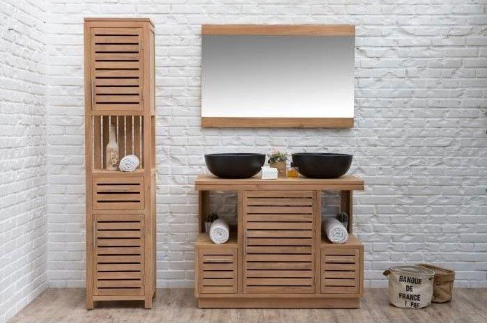 OASIS Ensemble salle de bain pas cher - Meuble Salle de Bain ...
