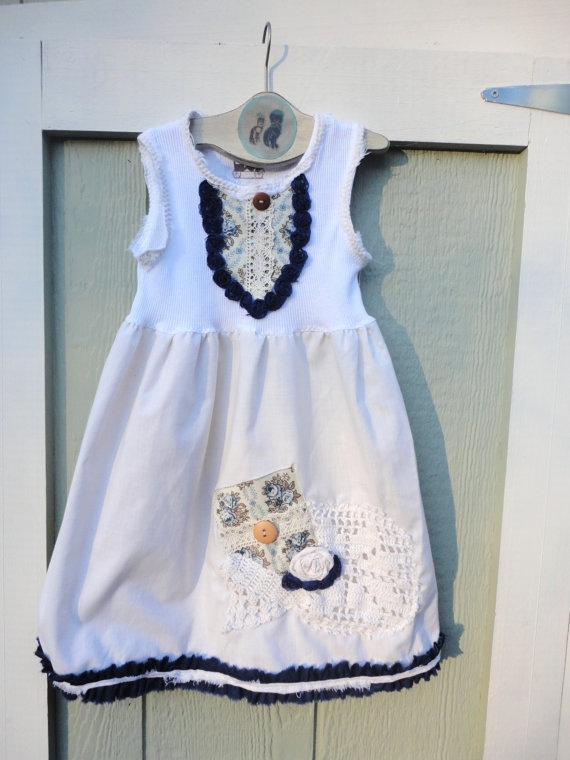 Upcycled dress ideas.Crafty Nuggets, Crafts Ideas, Upcycling Dresses, Dresses Ideas