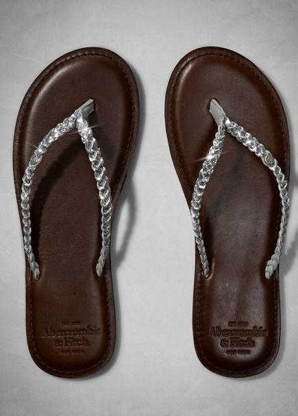 45 Best Leather Flops Images On Pinterest  Flip Flops -8110