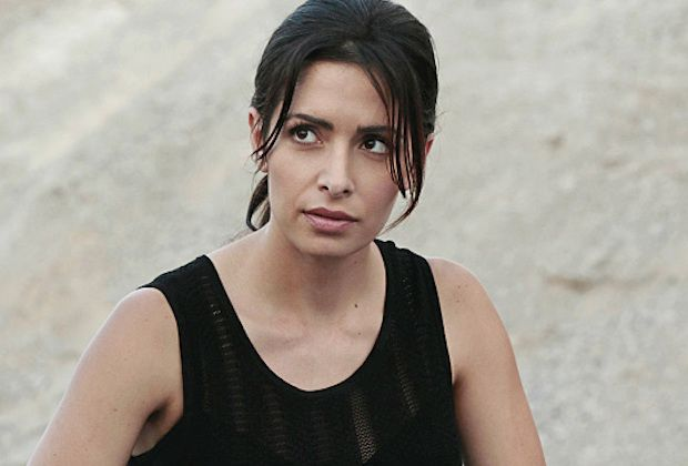 Sarah Shahi (Life) on Person of Interest (S2:E16)