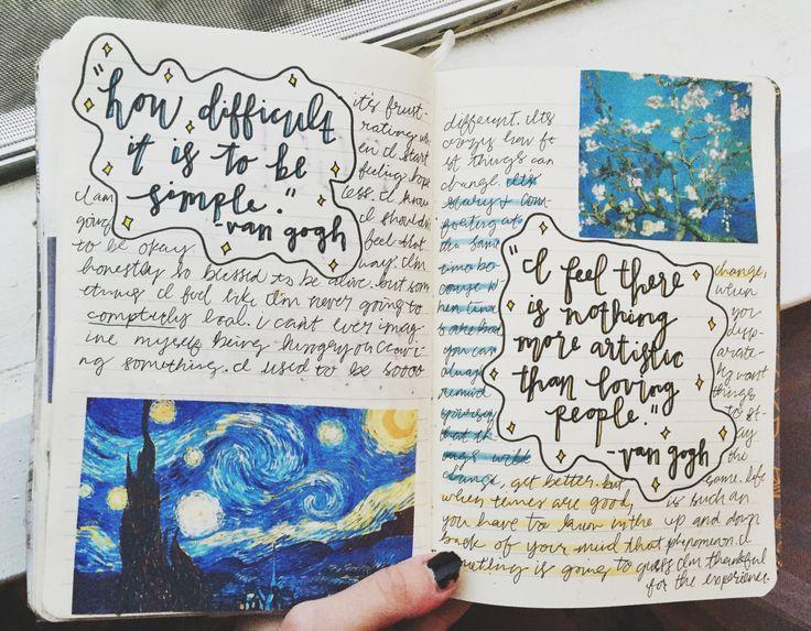 fyeah journalss ♥ - by florallart✨
