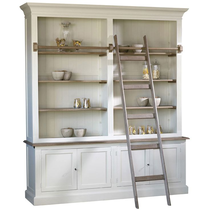 Terrific 17 Best Ideas About Bookcase With Ladder On Pinterest Home Largest Home Design Picture Inspirations Pitcheantrous