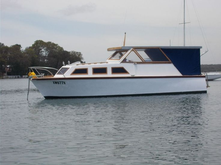 25ft Hartley Timber Cruiser