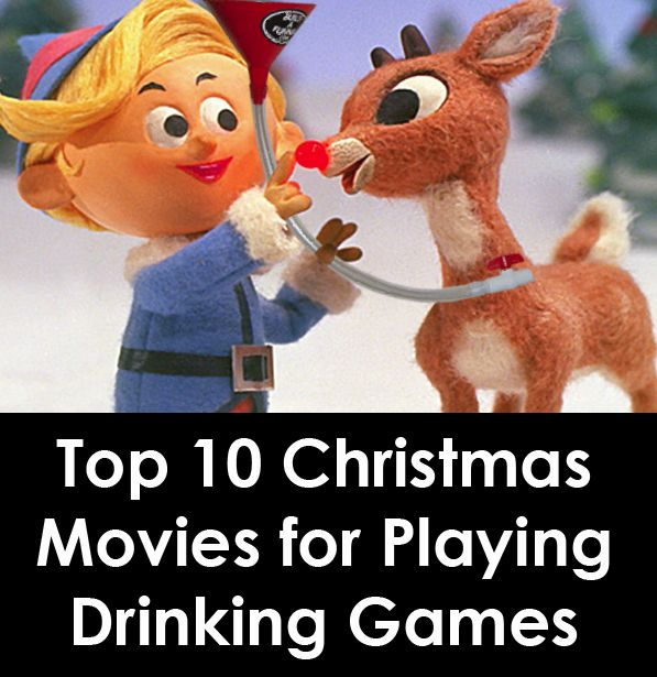Drinking games drinking and top 10 christmas movies on pinterest
