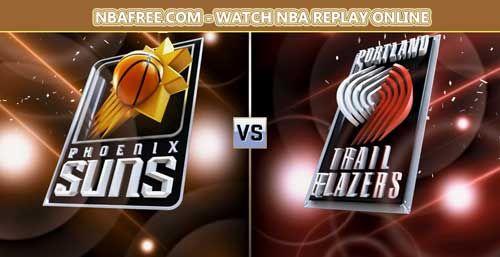 Portland Trail Blazers vs Phoenix Suns 07/10/16– Oct 07, 2016 - http://www.nbafree.com/nba-online/portland-trail-blazers-vs-phoenix-suns-071016-oct-07-2016/