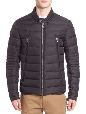 MONCLER Amiot Quilted Jacket. #moncler #cloth #jacket