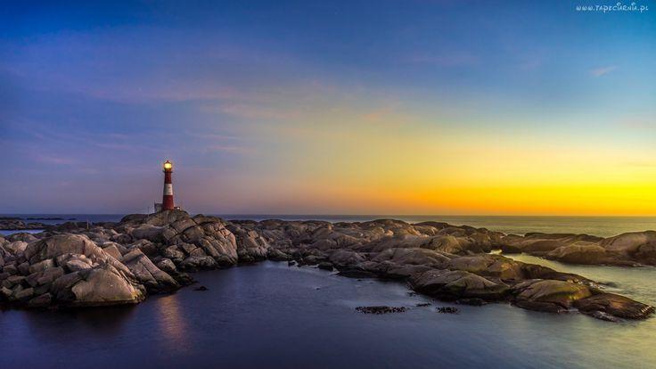 Morze, Kamienie, Latarnia morska