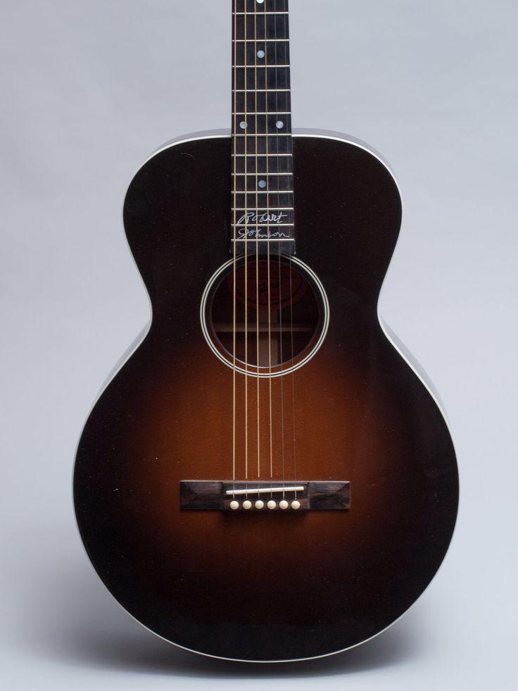 2008 Gibson L-1 Robert Johnson Acoustic Guitar