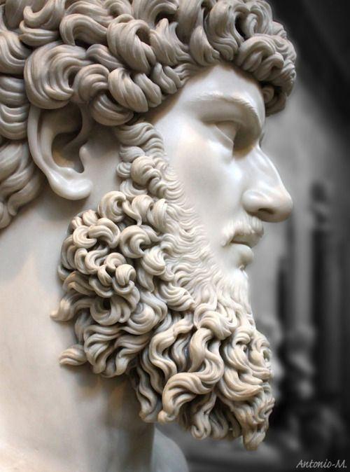 Lucius Verus,Chatsworth House, Derbyshire, UKPhoto by antonio-m