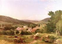 Early Landscape - William Hart