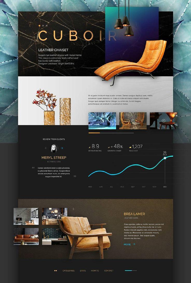 108 besten Web Design Bilder auf Pinterest | Graphisches design ...