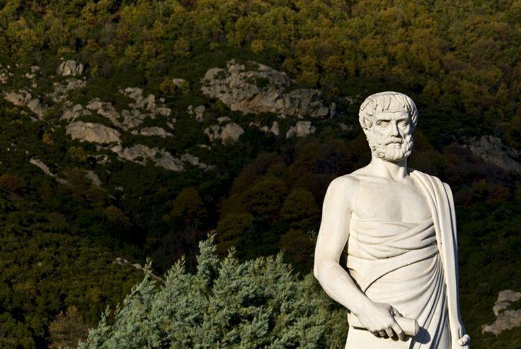 Το άγαλμα του Αριστοτέλη, Στάγειρα