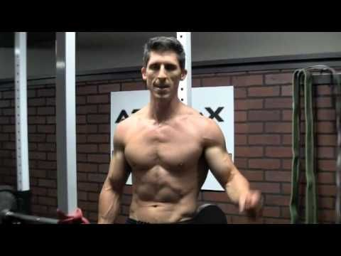 """THE MMA Workout!! - """"MMA-thLEANX POWER"""