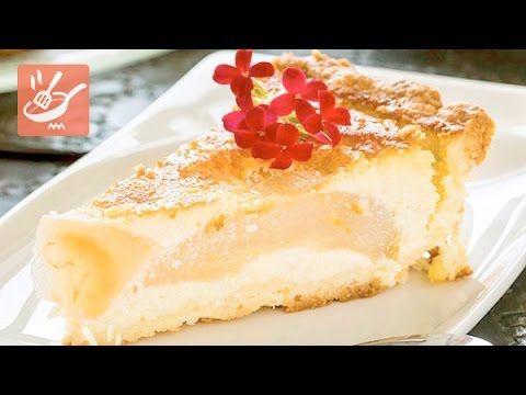 Crostata di pere mascarpone e ricotta (Spadellandia)