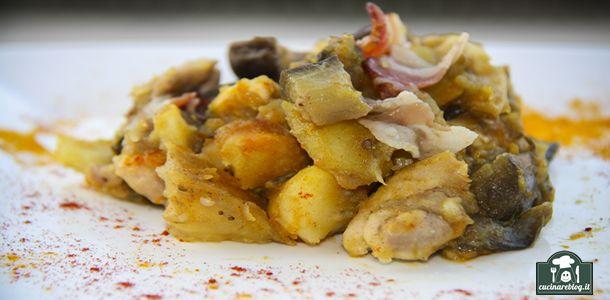 Amici delle Spezie : SPAZIO allo CHEF #9 : Pollo alla curcuma e bacon croccante