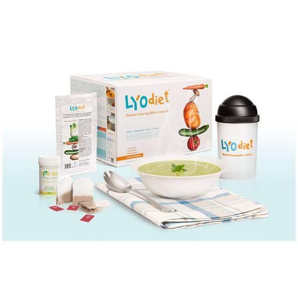 Naturale, efficace, pratica, gustosa ma soprattutto breve! Una #dieta studiata per assicurare il corretto apporto energetico giornaliero. Scopri LYOdiet su #FarmaciaIgea, puoi acquistare subito il kit completo ed iniziare a dimagrire facilmente >> http://www.farmaciaigea.com/30260-lyodiet-bagbox-kit-per-6-giorni-di-dieta-naturale-8059617131500.html