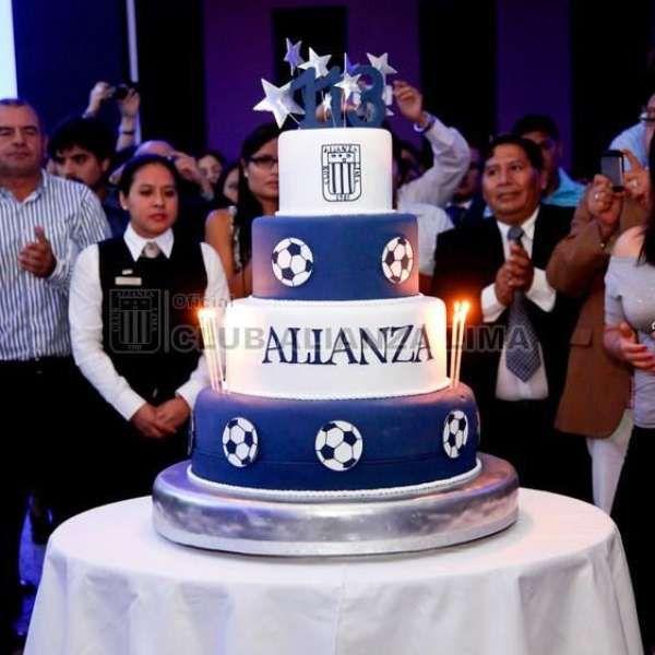 Alianza Lima celebró sus 113 años de fundación