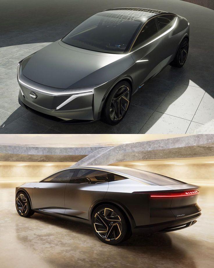 Nissan IMs Concept official photos Like or dislike? # ... Машины Будущего Ауди