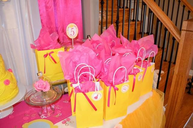 Beauty And The Beast Inspired Birthday Party Ideas   Photo 1 of 49   Catch My Party