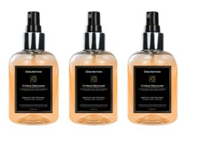 On-the-Go Pack = Three 1oz bottles. Pick any three scents