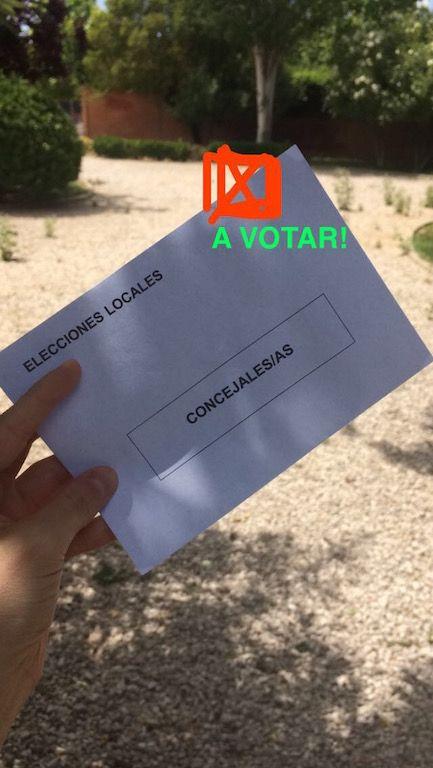 Las elecciones 24M en tiempo real