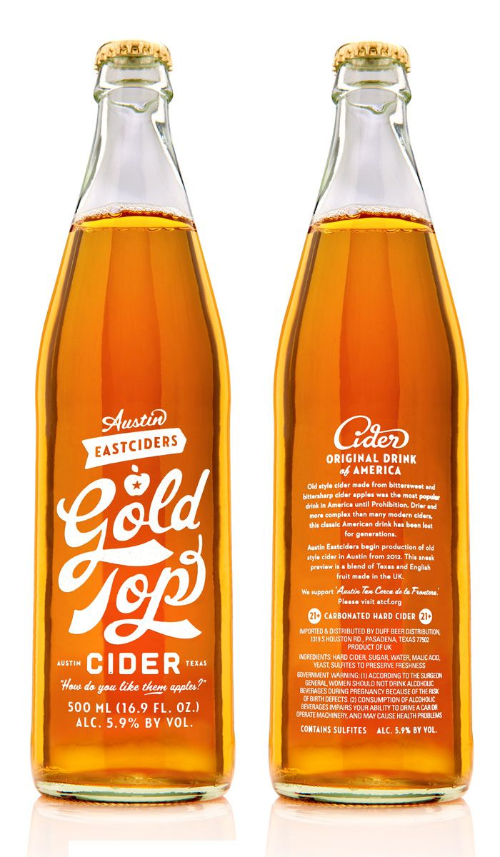 east cider bottle type