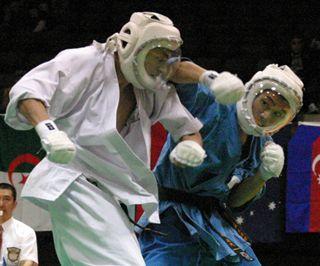 GBR>試合結果>【大道塾】日本に迫る危機!一回戦でカザフスタン ...