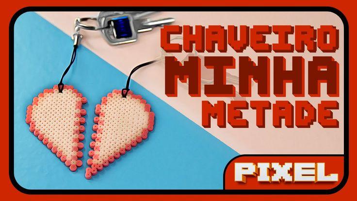 Chaveiro do Amor | Pixel Art