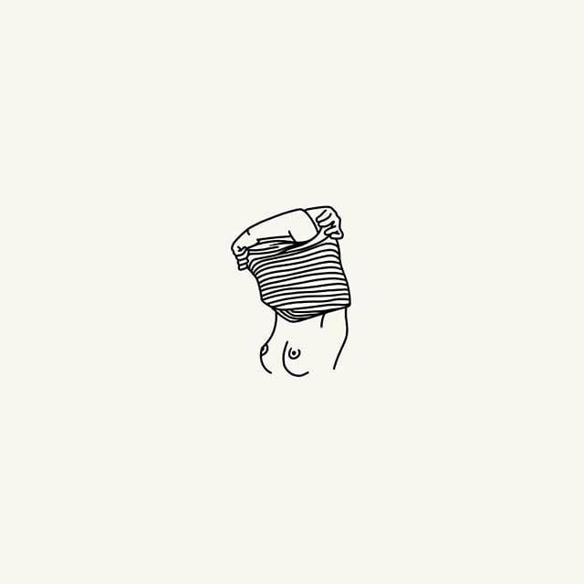 A French artist is responsible for minimalist suggestive illustrations under the…