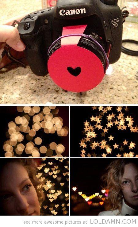 Bokeh-Valentinsvariante - Tolle Motive fürs Fotobuch #valentinstag