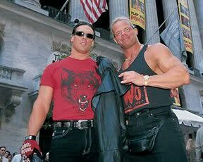 nWo Wolfpac Sting & Lex Luger