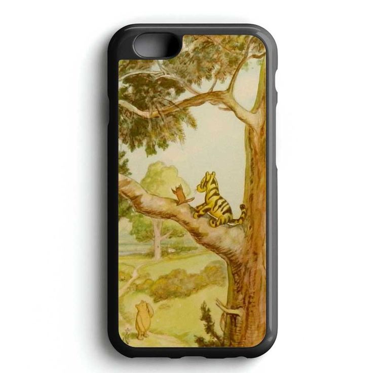 Winniethe Pooh Tiggers Don't Climb Trees iPhone 7 Case