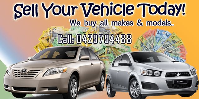 Worry about your junk/damaged/wrecked car??? Get in Touch With Us...!! We buy all vehicle in any condition, any model. Phone: 0429 794 488