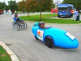 rocket bike recumbant