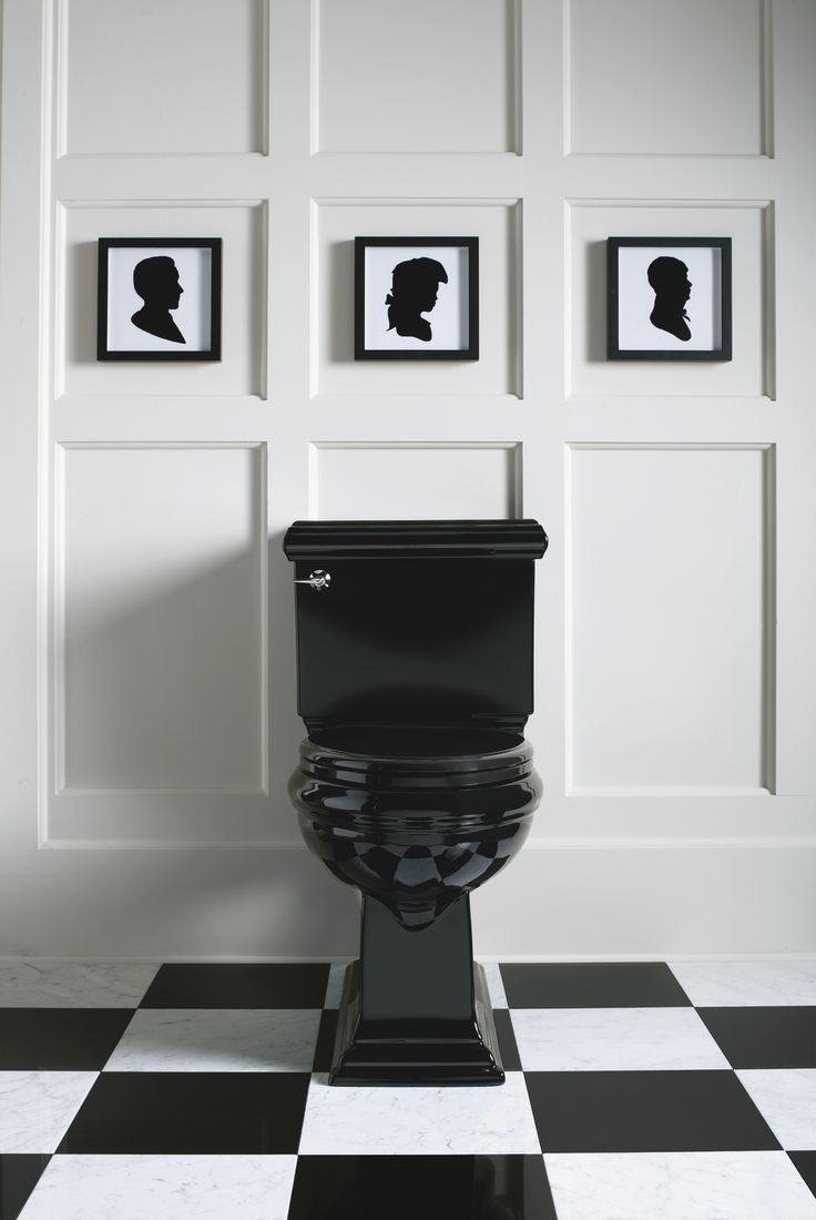 25 best ideas about black toilet on pinterest