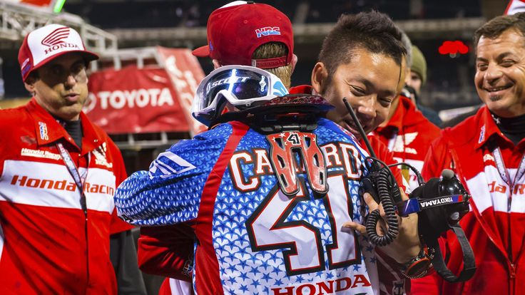 SCOTT Sports - SCOTT SAN DIEGO RACE REPORT