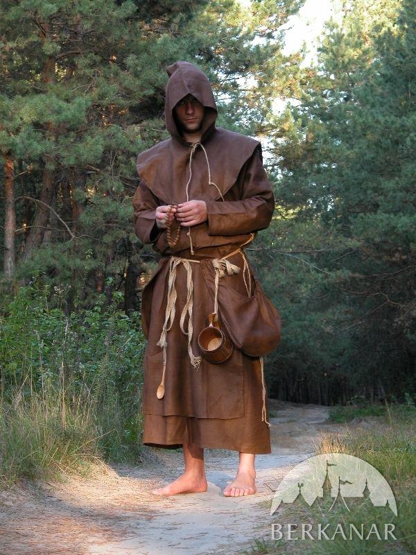 """средневековый костюм """"Веселый монах"""" от Берканар"""