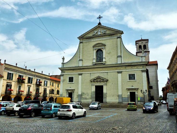 Chiesa di Santa Maria Maggiore a Valenza (AL)   Scopri di più nella sezione Itinerari tematici del portale #cittaecattedrali