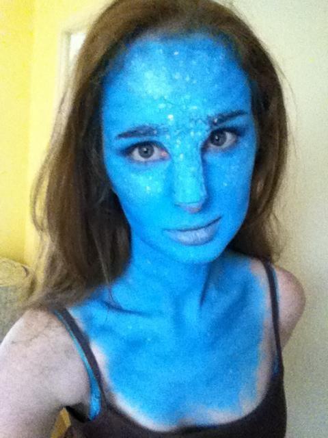 James Cameron Avatar on iPhone